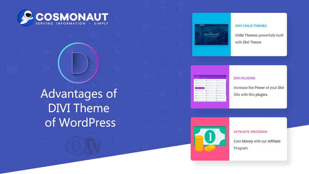 Advantages of DIVI theme