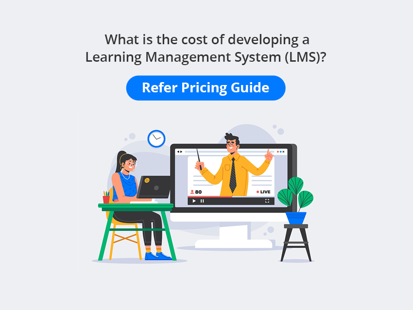 What is the cost of LMS? - Refer Pricing Guide