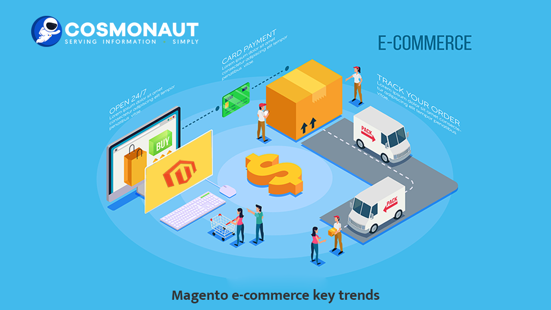 Magento e-commerce key trends