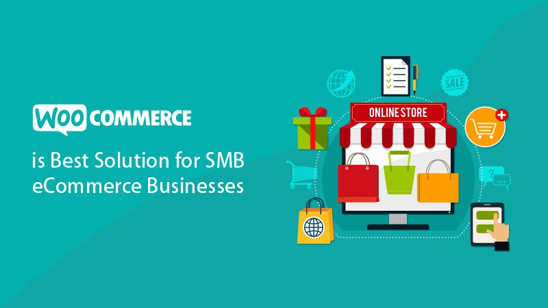 WooCommerce is Best Solution for SMB eCommerce Businesses