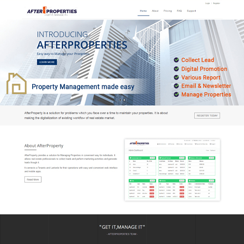 After Properties