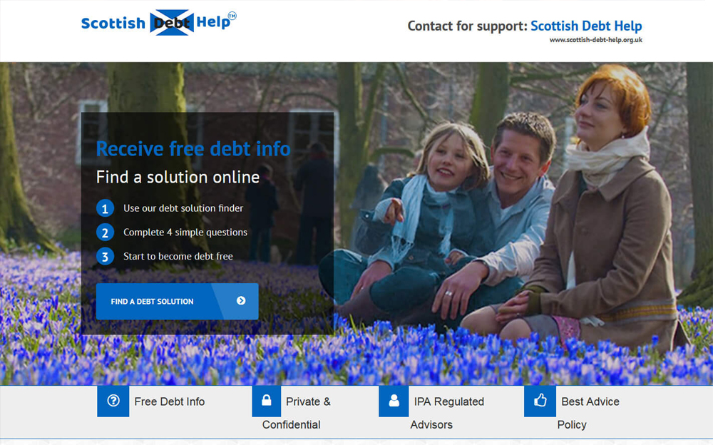 Scottish Debt Help